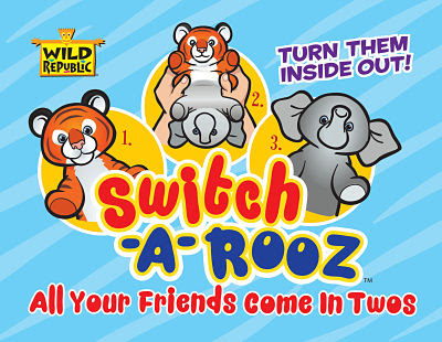 Blogger Opportunity: Switch-A-Rooz Giveaway - Free & Paid Options - Sign ups end 6/28