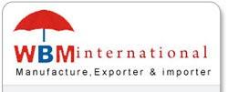 WBM International Logo
