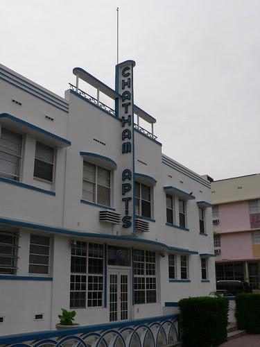 Chatham Apts, Miami