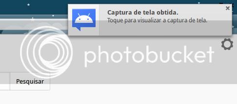 Firefox - Addon Android Desktop Notifications (Descrição da Imagem: Captura de Tela Obtida. Toque para visualizar a captura de tela.