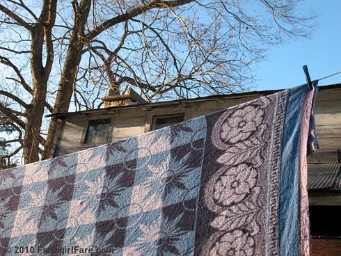 Vintage Blanket 4