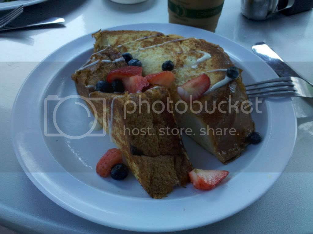 Highland Bakery Atlanta French Toast