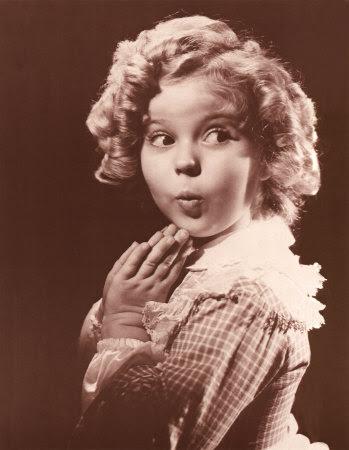 Crianças-prodígio Shirley Temple