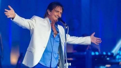 Roberto Carlos canta 'Despacito' em especial de fim de ano