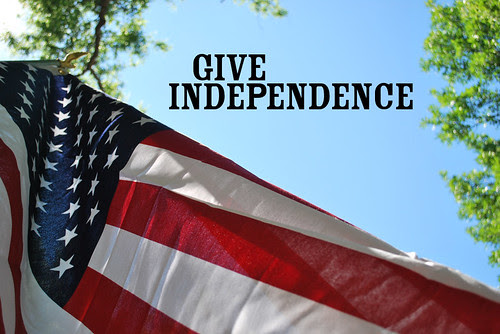 Give Independence