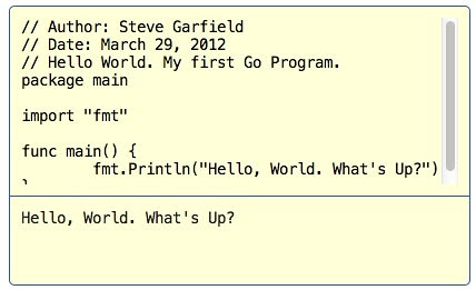 The Go Programming Language by stevegarfield