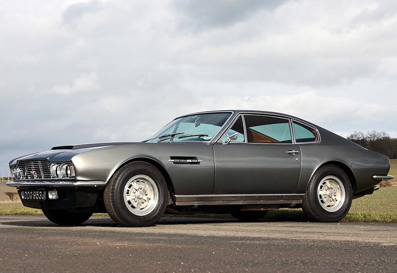 top car ratings: 1970 aston martin dbs v8
