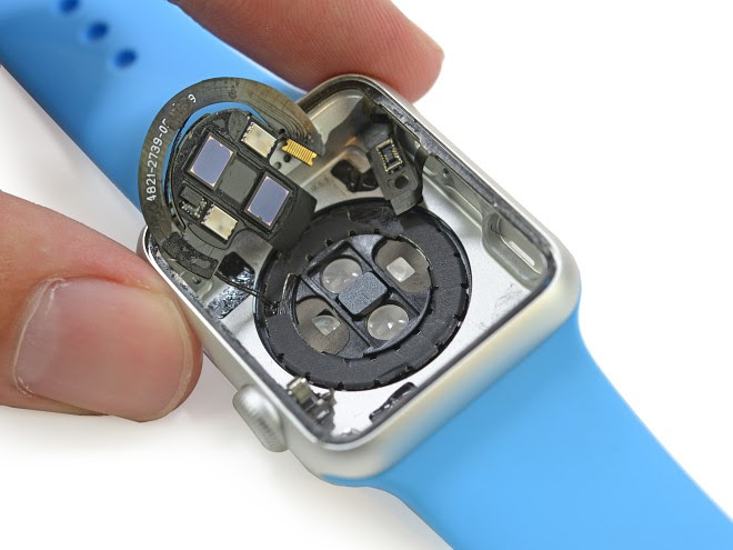 iFixit tears down Apple Watch to reveal Taptic Engine, tiny components
