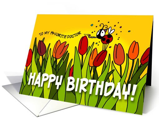 Gift And Greeting Card Ideas Birthday Card For A Doctor 7 Greeting