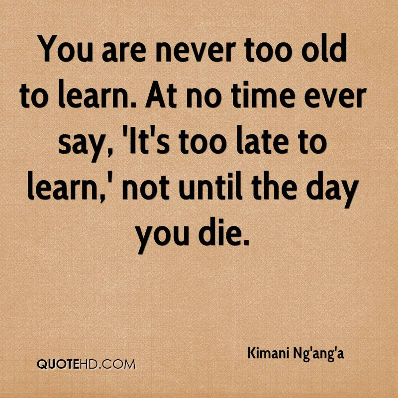 Quotes About Already Too Late 48 Quotes