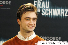 Updated: Daniel Radcliffe promotes The Woman in Black in Munich - Photocall