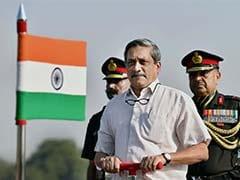 Manohar Parrikar Allays Fears Of Firms On Strategic Partnership Move