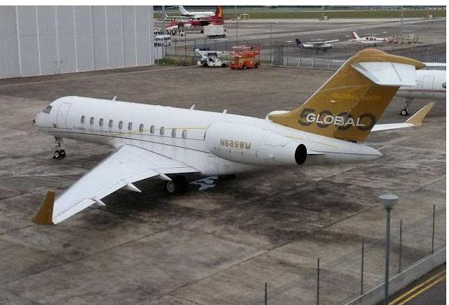 Image result for jho low bombardier jet