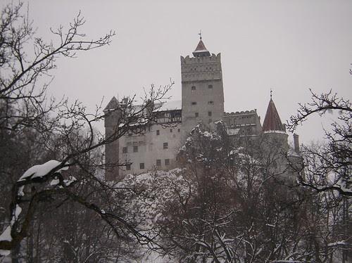 Castillo de Bran  castillos medievales