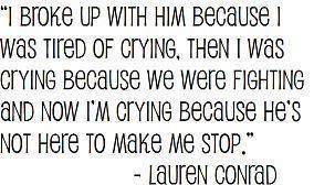 Im Not Crying Because Of You Youre Not Worth It Im Crying