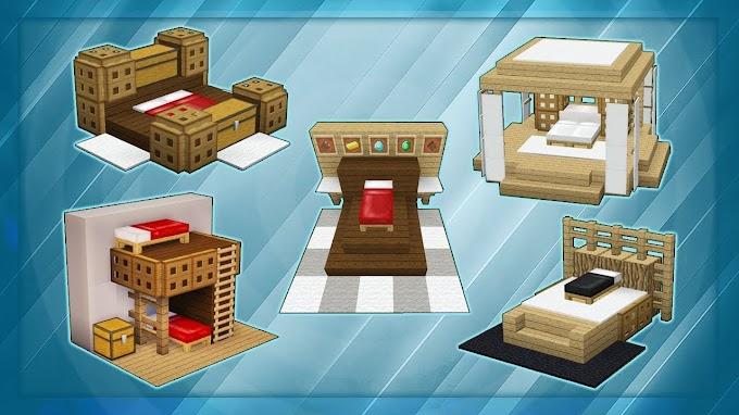 View Bedroom Design In Minecraft Gif