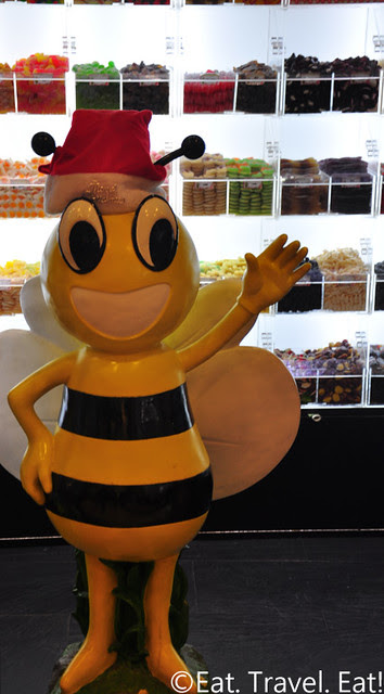 Shopping Center Bee