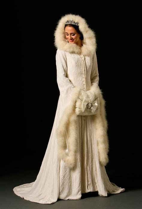 Christmas Winter Wedding Dresses 2014 15 Collection