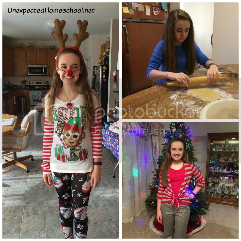 Unexpected Homeschool: Holiday Break