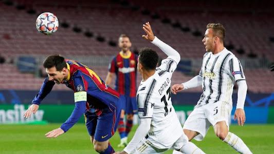 Berita Hasil Liga Champions Semalam: Man United Gugur, Juventus Hajar Barcelona :  Bola