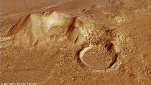 Marte: Rell Vallis