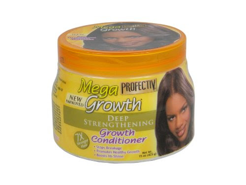 profectiv hair products:Profectiv Mega Growth Conditioner Deep 15 oz. Jar Images