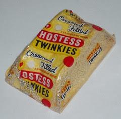 60's Hostess Twinkies