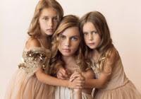 Υπέροχα παιδικά πορτραίτα τραβηγμένα από μητέρα... 10 παιδιών