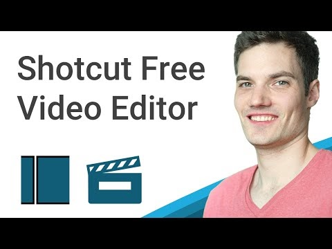 How to use Shotcut Free Video Editor