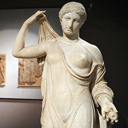 Statua di Afrodite - (Scuderie del Quirinale - Olycom)