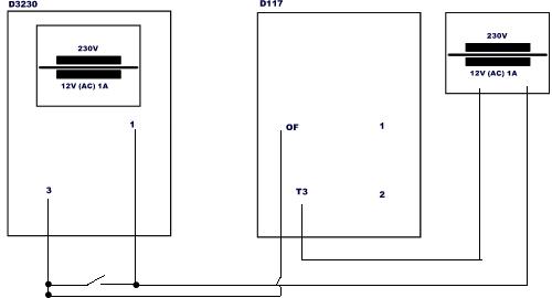 Controle Schema 2 Elektrische Deurbellen Parallel Aan Elkaar 1