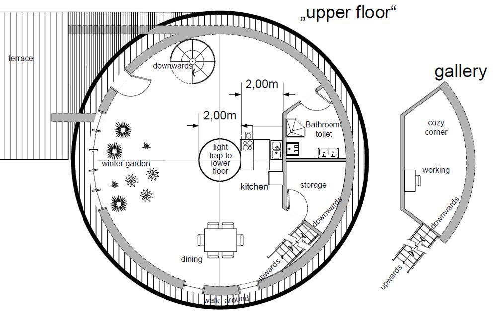 Earthbag Home Plans Home And Aplliances