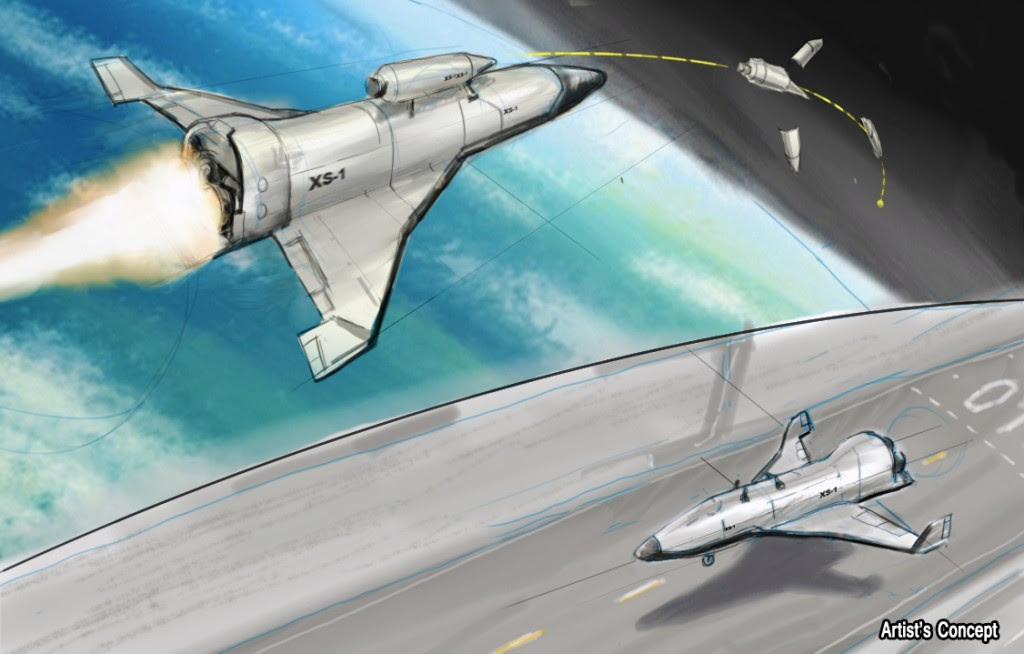 darpa-space-plane-xs1