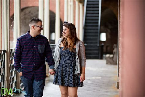 Fort Point Engagement Session