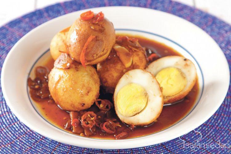 Resep Telur Asam Manis Pedas Hidang Makan Malam Yang Menggugah Selera Semua Halaman Grid