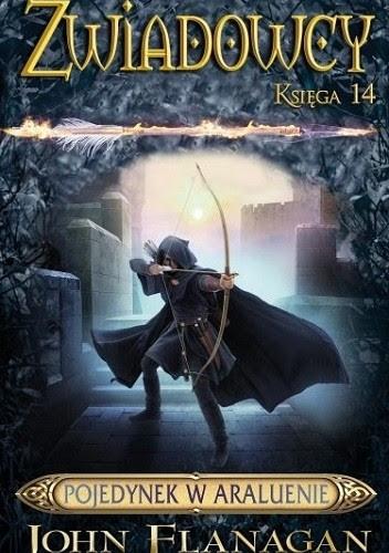Okładka książki Zwiadowcy. Pojedynek w Araluenie