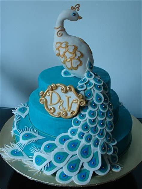 Cake Wrecks   Home   Sunday Sweets: An Ostentation of Peacock