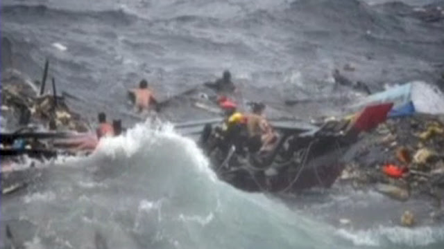 Authorities Death Toll Up To 48 In Christmas Island Shipwreck Cnncom