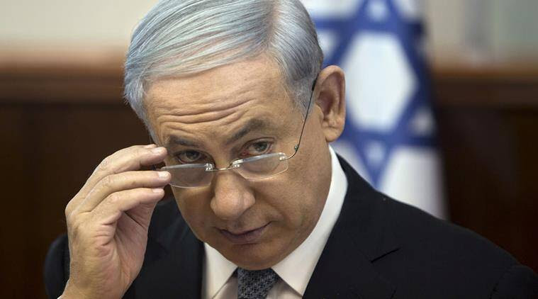 Israeli Prime Minister Benjamin Netanyahu denies corruption charges, accused police of being on a witch hunt