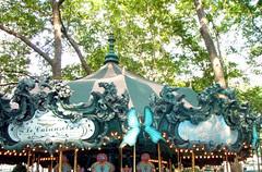 Bryant Park Carousel! 2