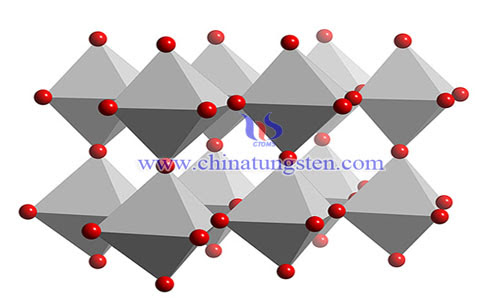 tungsten trioxide structure photo