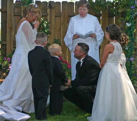 Including Step Children In Wedding Vows   wedding