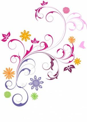Hiasan Bingkai Bunga