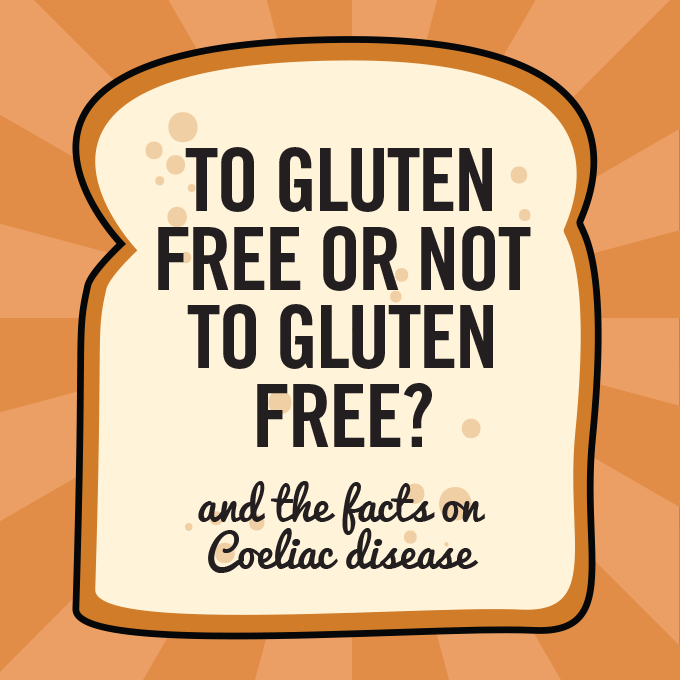 The facts about coeliac disease and going gluten free ...