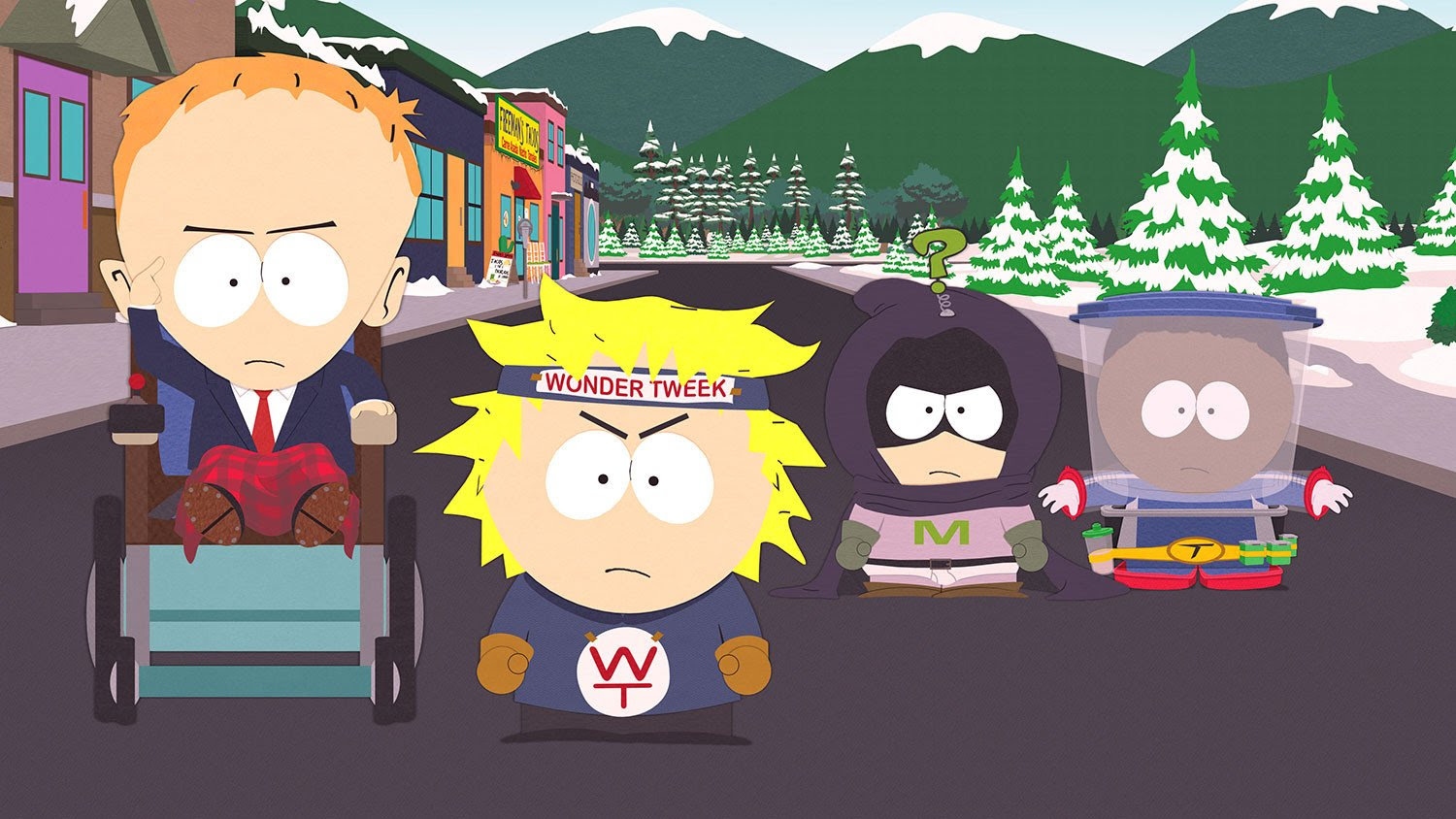 We're going down to South Park in October screenshot