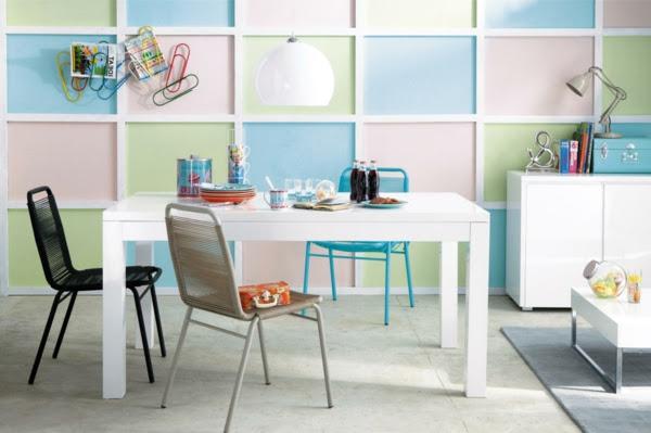 Pastelltone Wand Pastell Wandfarben Zart Und Leidenschaftlich