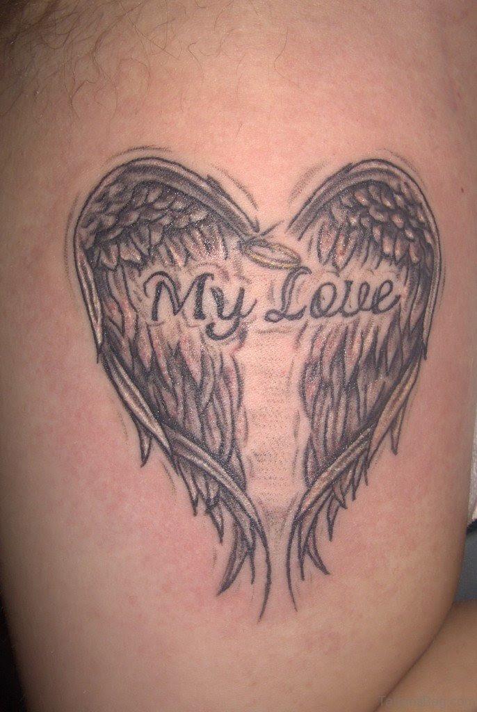 41 Best Wings Tattoos On Rib