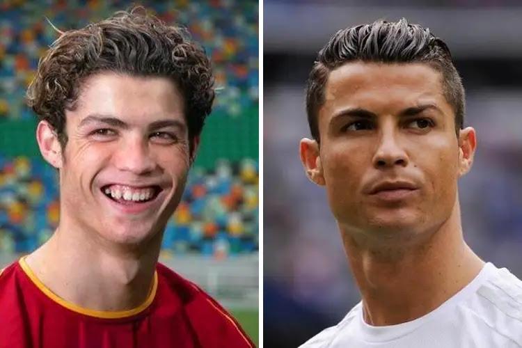 Cristiano Ronaldo Before
