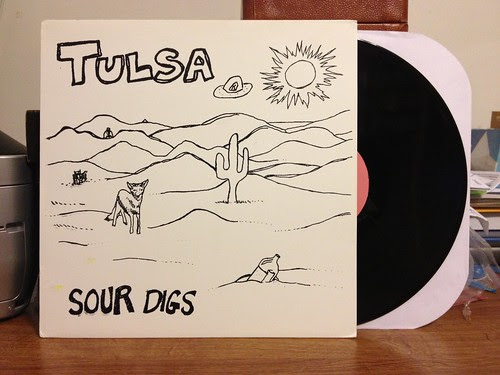 Tulsa - Sour Digs LP by Tim PopKid