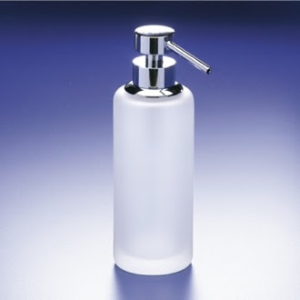 Luxury Crystal Soap Dispensers Nameeks